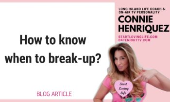 When to break up?