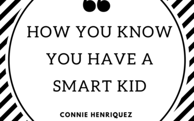 Everything you need to know about having a smart kid.